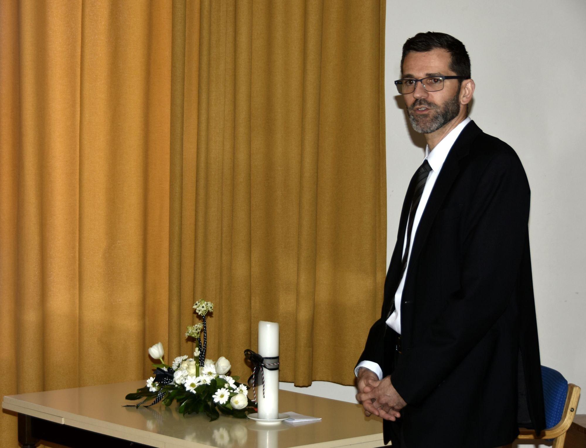 Kalocsán emlékeztek a munkabalesetekben elhunytakra