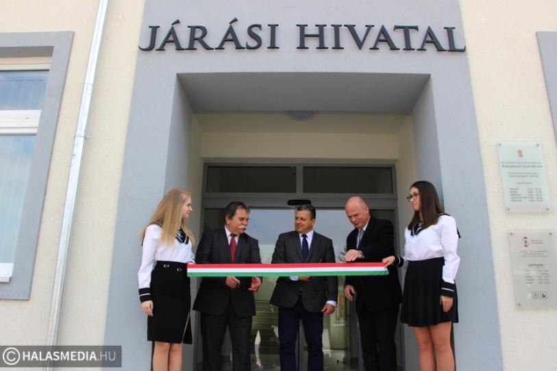 Új épületbe költözik a Kiskunhalasi Járási Hivatal