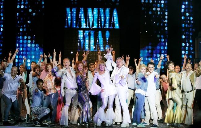 A Mamma Mia! turné Kecskemétre jön!