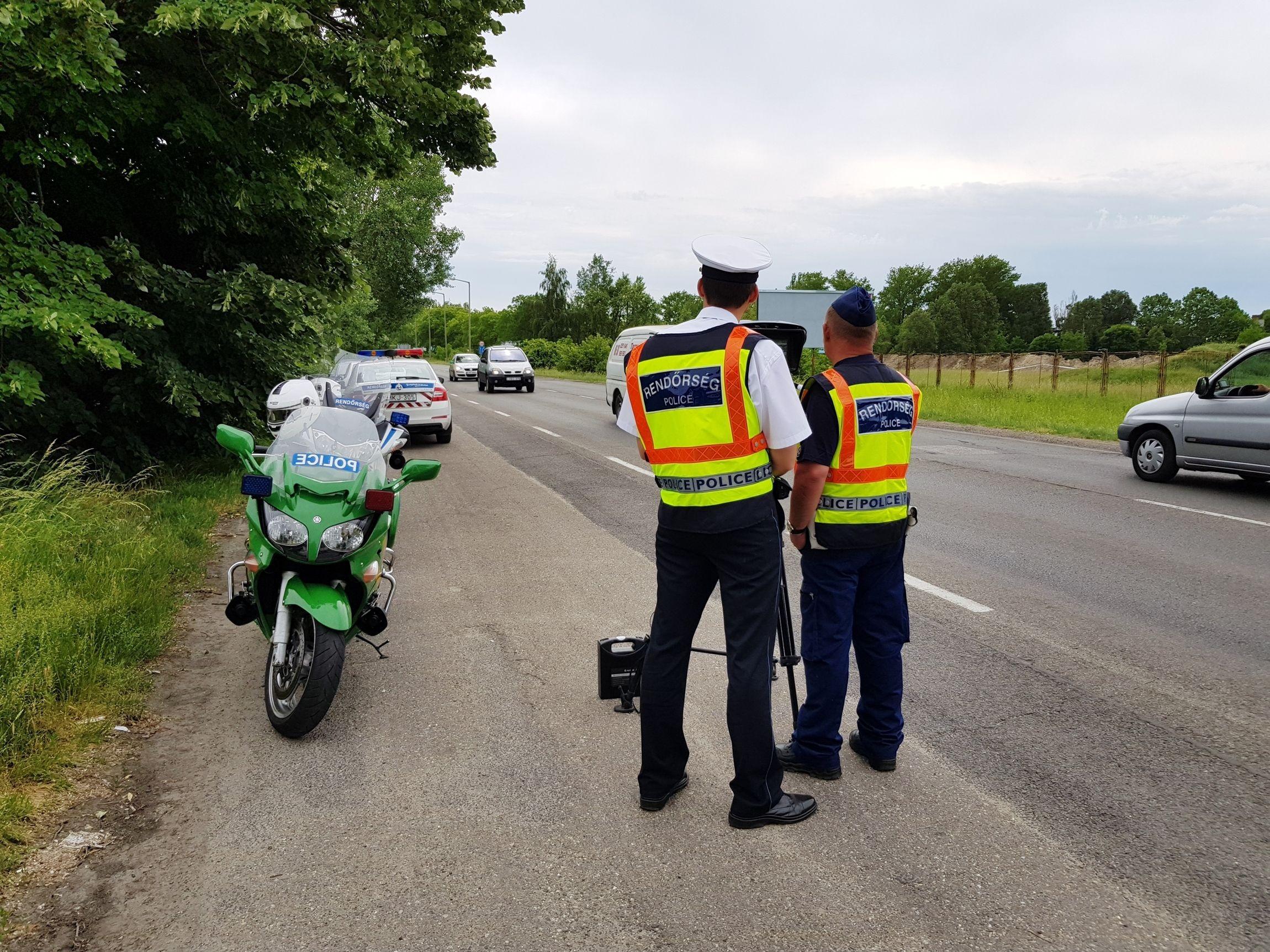 Speedmarathon eredmények Bács-Kiskun megyében