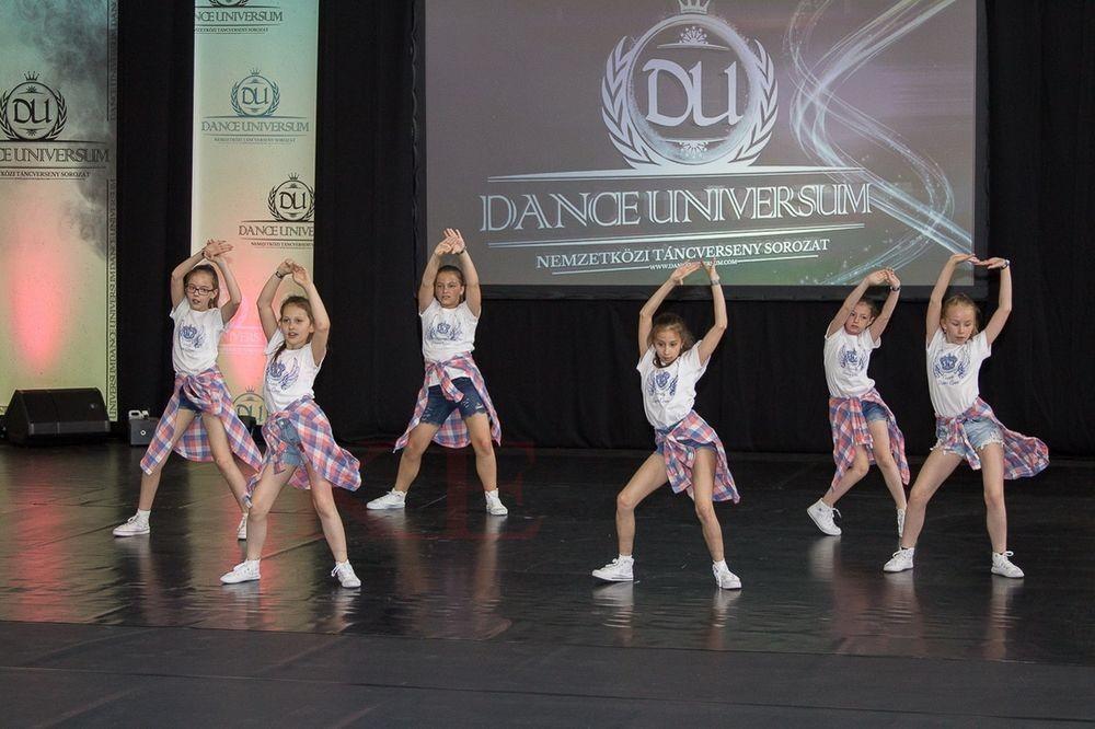 Nemzetközi táncversenynek ad otthont a Messzi István Sportcsarnok