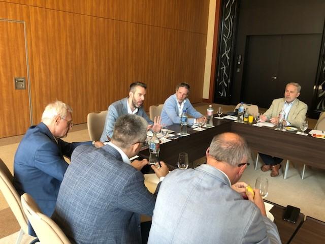Kecskeméten tartotta meg aktuális ügyvezetői értekezletét a Magyar Szállodák és Éttermek Szövetsége