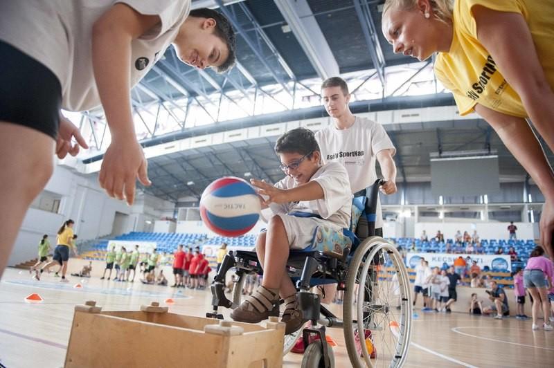 Sportnap Kecskeméten az esély, egyenlőség és elfogadás jegyében