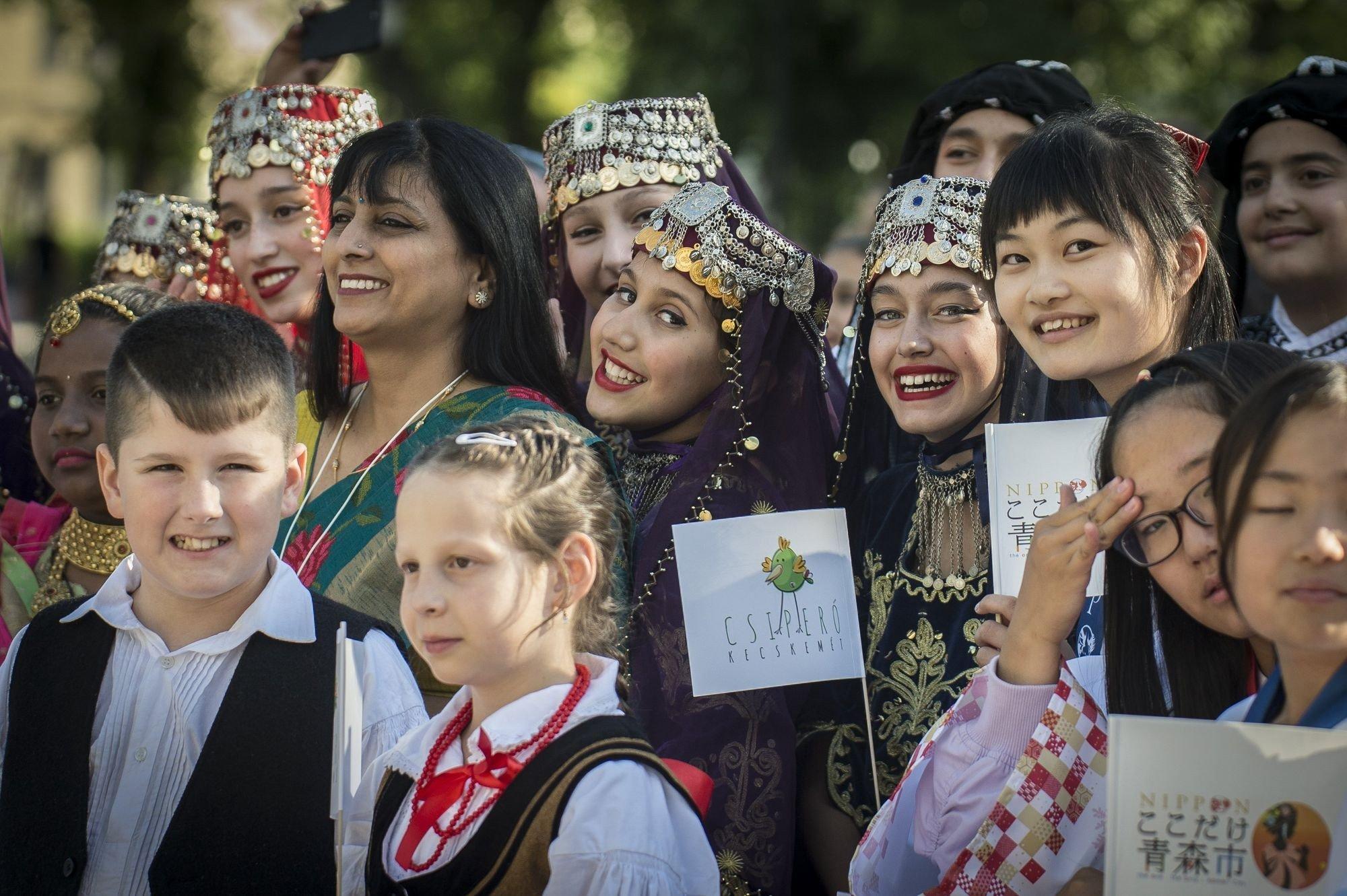 Megkezdődött a Csiperó Fesztivál Kecskeméten