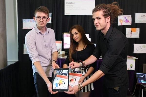 Neumann hallgatók diákstartup sikerei