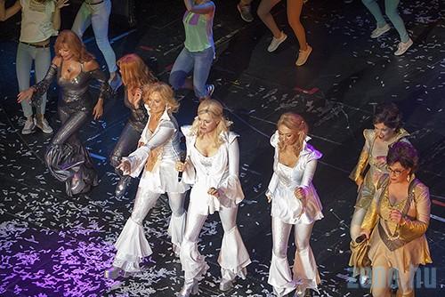 Kecskeméten is hamarosan együtt táncolhatunk a Mamma Mia! szereplőivel