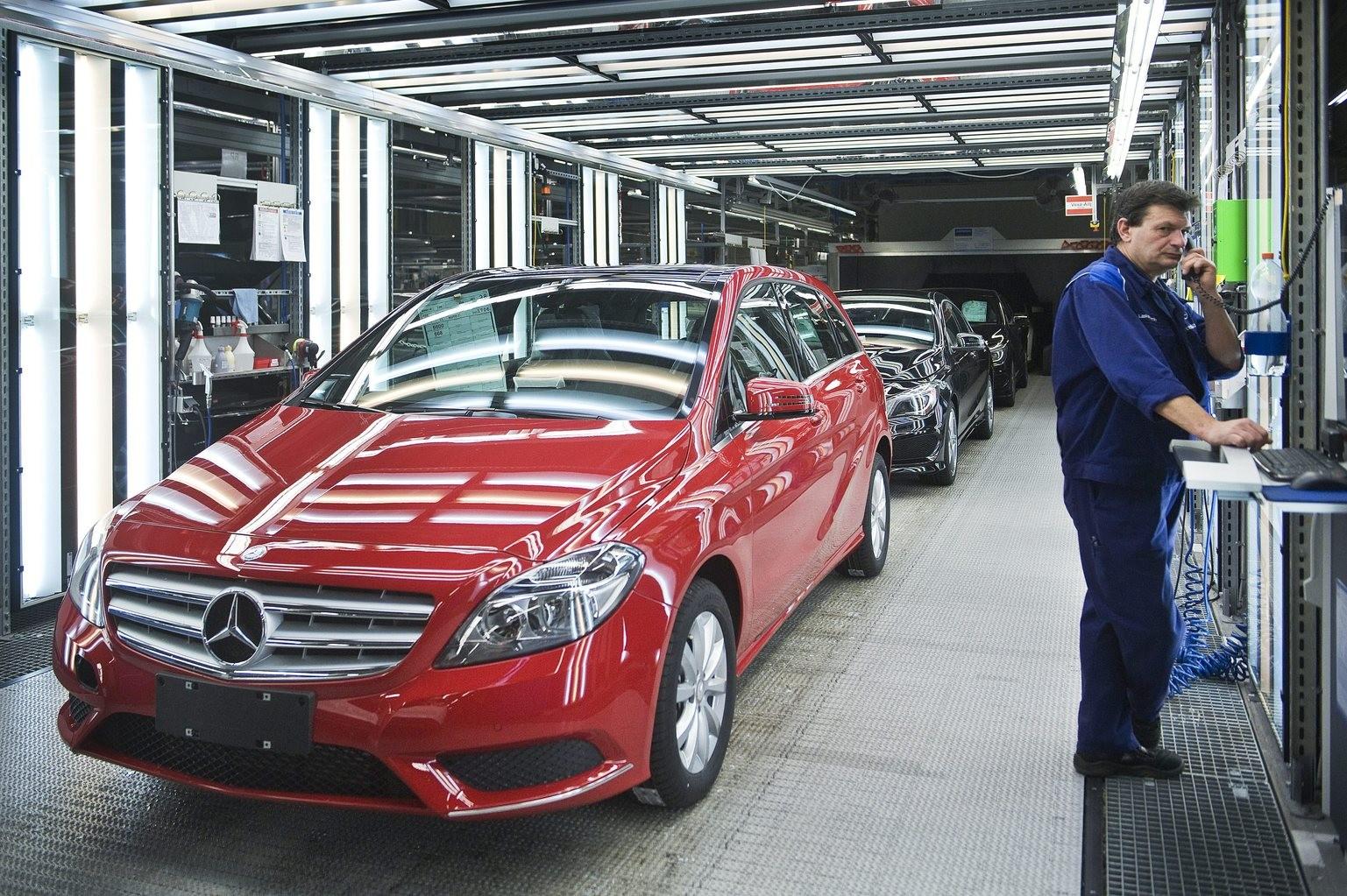 Csúcson a magyarországi autógyártás