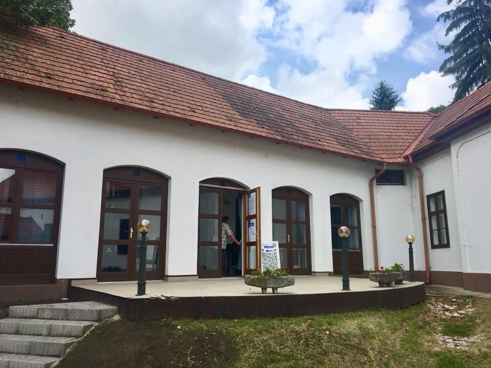 Megkezdődött a Csipkeház felújítása