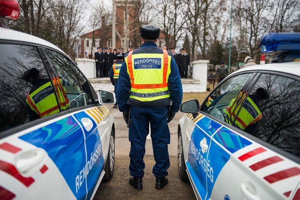 Bács megyét is ellepik a rendőrök