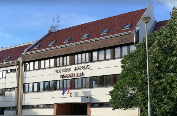 Bács-Kiskun megye legjobb középiskolája a Kecskeméti Bolyai János Gimnázium