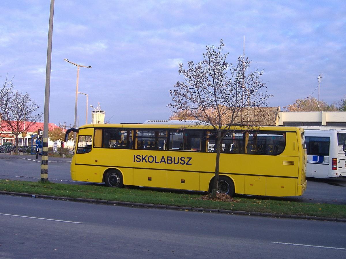 Kecskeméten tesztelik jövőre az iskolabuszokat