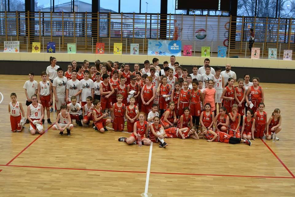 Több mint 700 növendékkel zárta az évet a kecskeméti Kosárlabda Akadémia