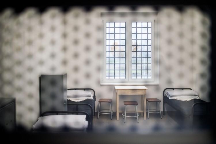 Új körlettel bővült az állampusztai börtön