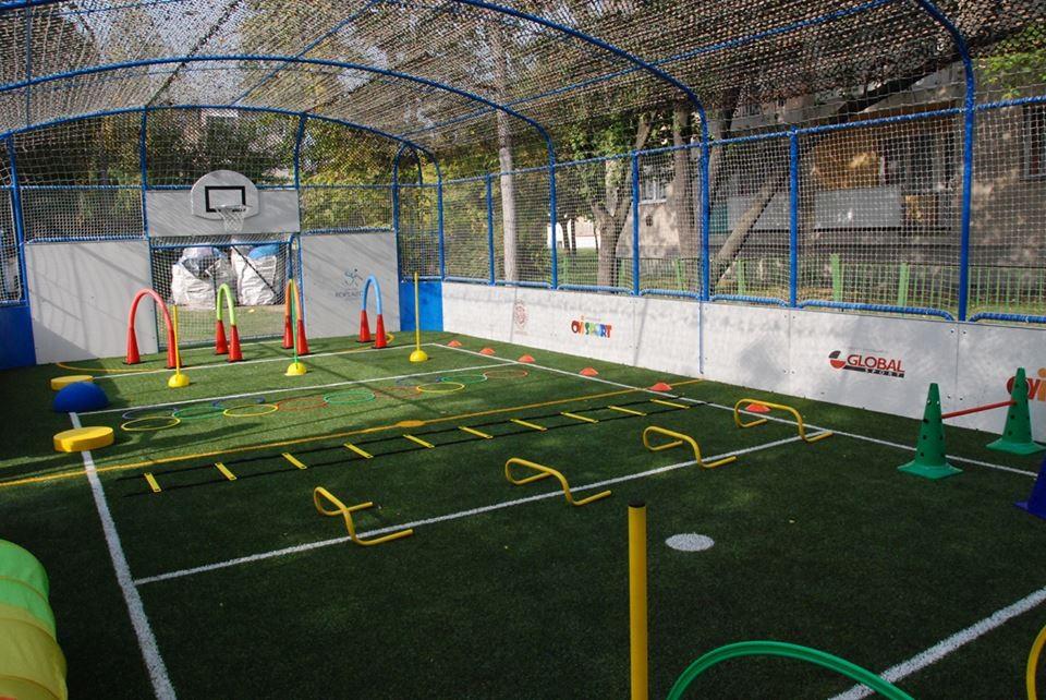Újabb multifunkciós ovi sportpálya épül idén Kalocsán