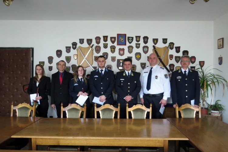 Elismerésben részesültek Bács-Kiskun megye rendőrei