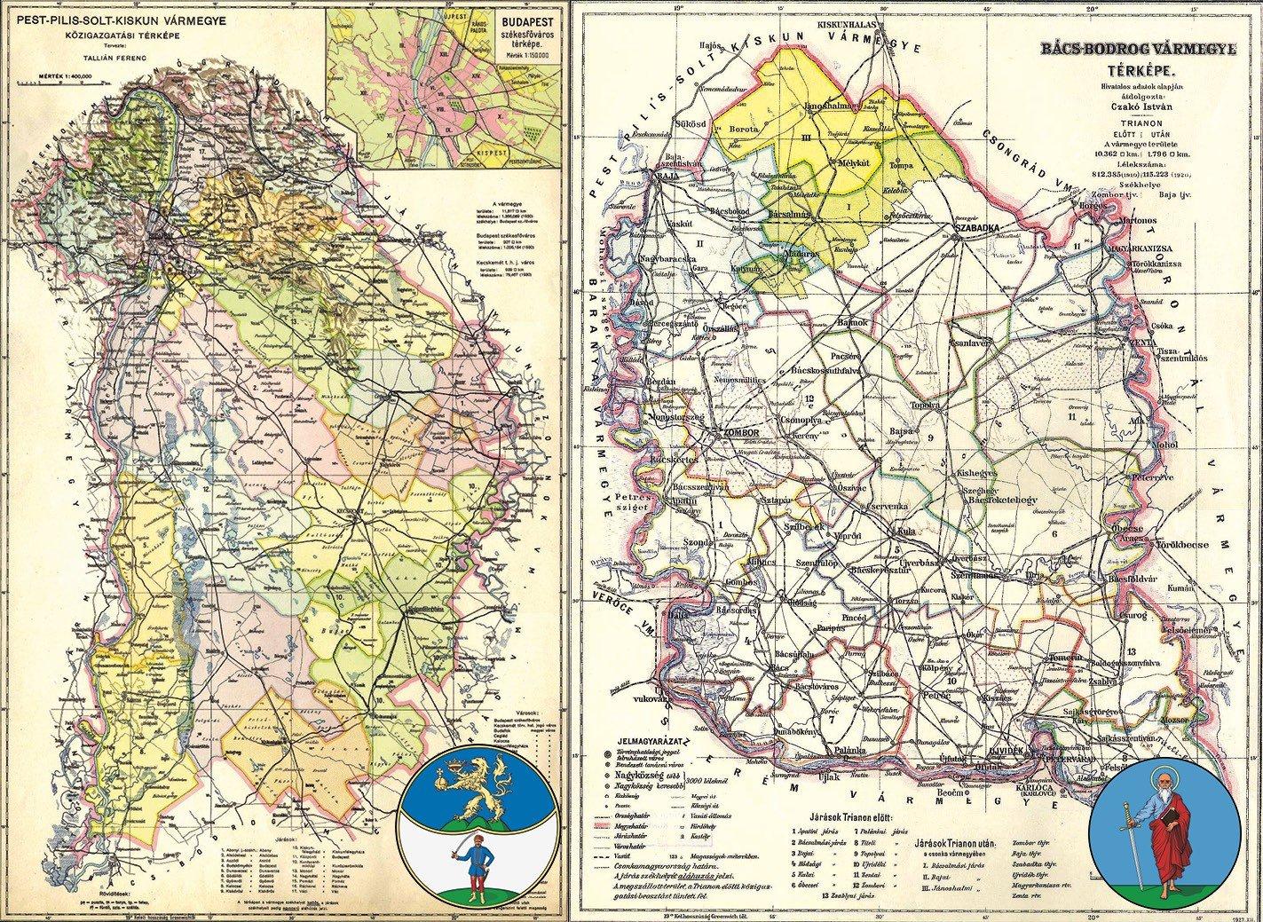 Február 1-én ünnepeljük Bács-Kiskun megye megalakulásának 69. évfordulóját
