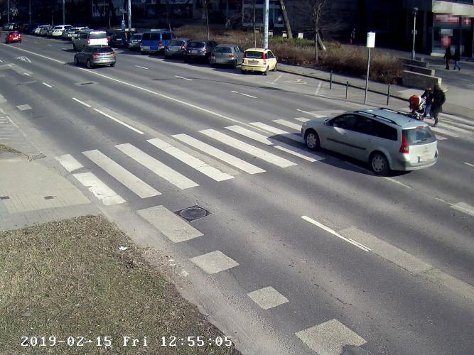Azonnal megbüntetik a szabálytalankodó sofőröket Kecskeméten