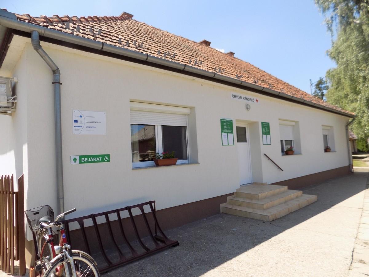 Megújulhatott Tázlár egészségháza