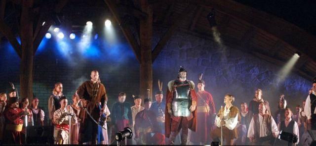 Egri csillagok - A megújult musical május 26-án a Sportarénában