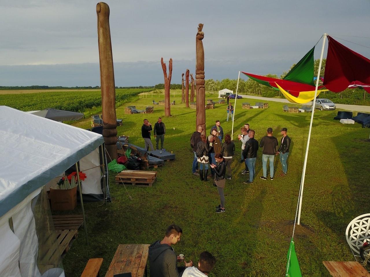 Harmadik alkalommal nyitja meg kapuit a Dunai Nyári Tábor elektronikus fesztiválja