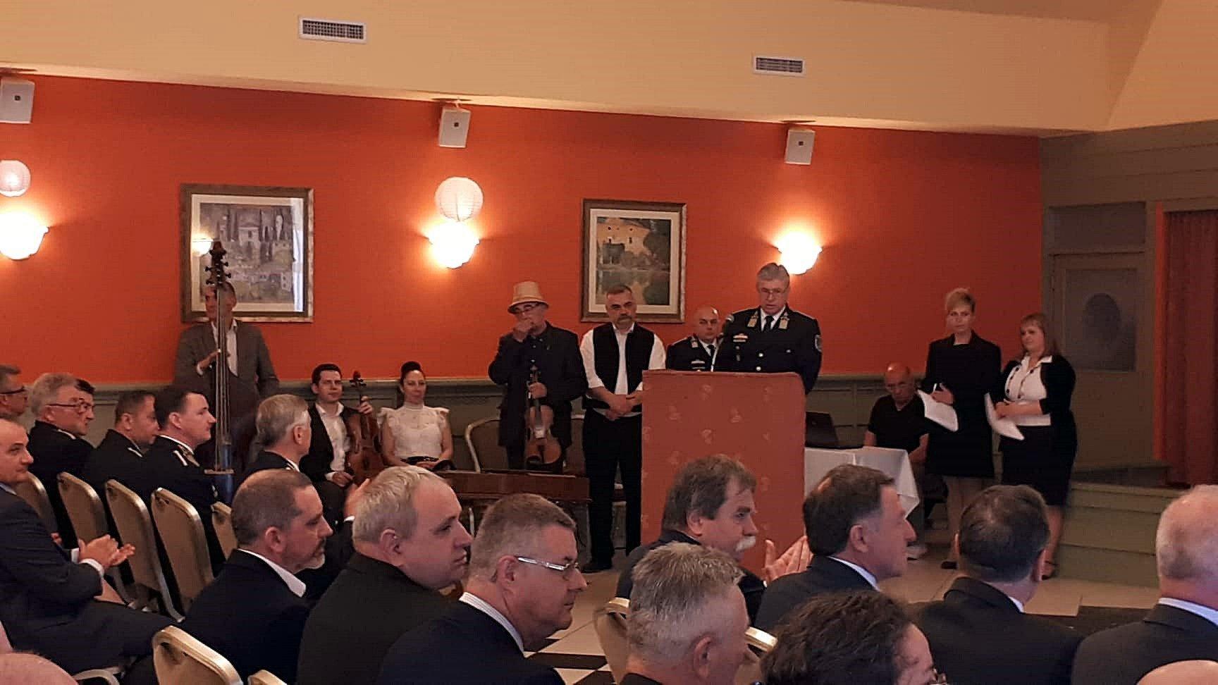 Bács megyei elismerések a Rendőrség Napja alkalmából