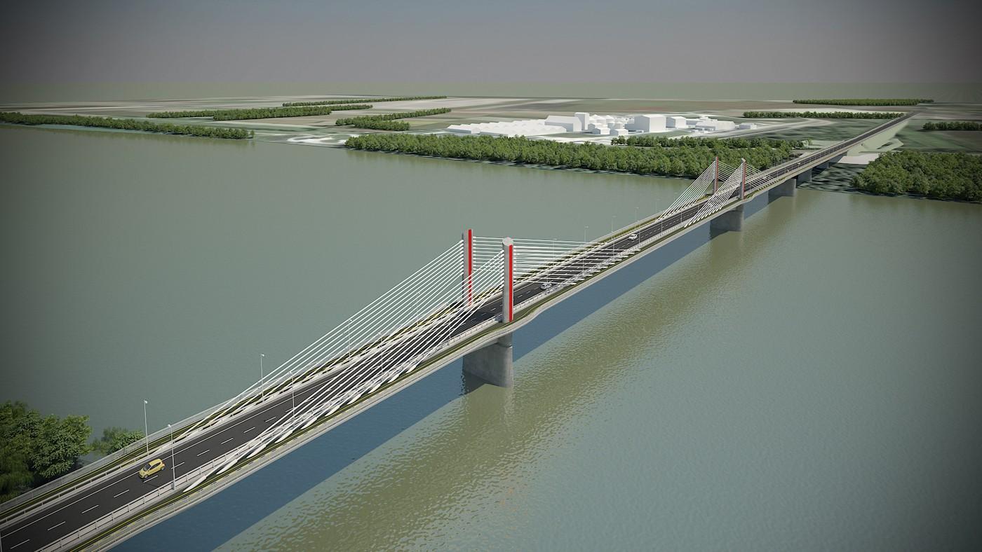 Jogerős az építési engedély a Kalocsa-Paks Duna-híd létesítésére