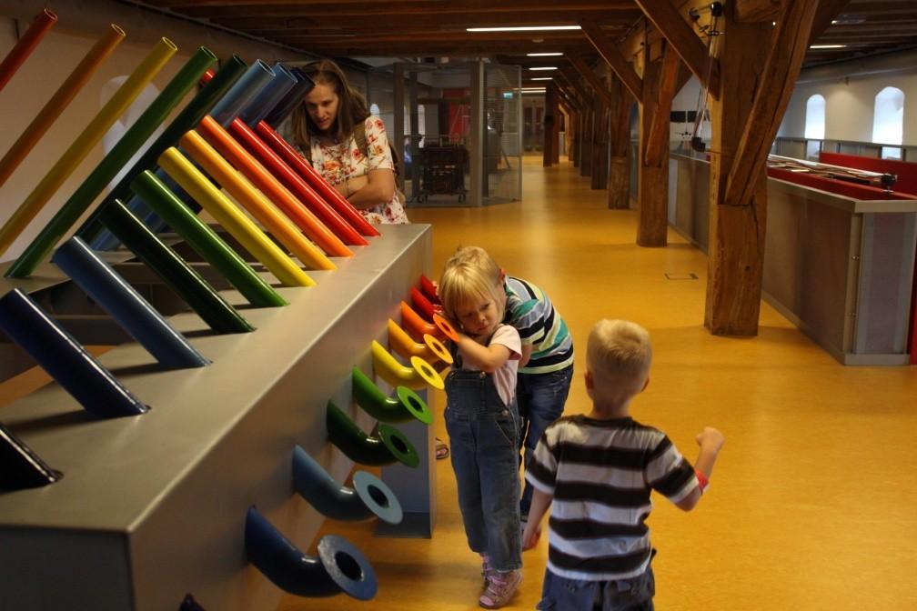 Játszva tanulhatnak a fiatalok az élményközpontban