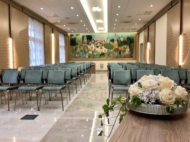 Újra várja a házasulandó párokat Kiskunhalas új felújított házasságkötő terme