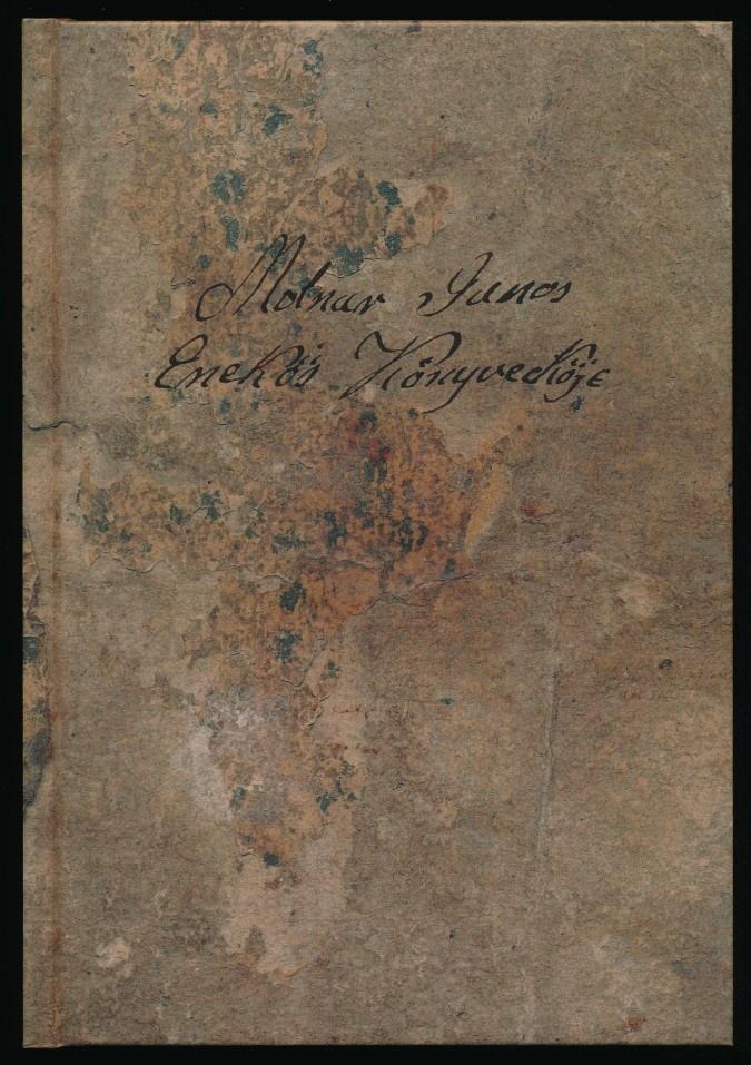 Kultúra-vallás-könyvbemutató Bátyai eredetű, kéziratos kántor- és zarándokkönyvet mutattak be Kalocsán