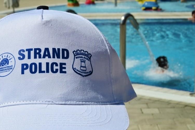 2019-ben is folytatódik a Strand Police program Kecskeméten
