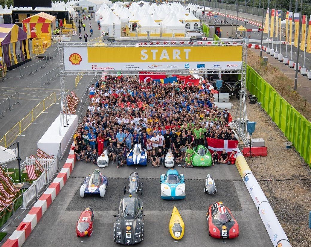 Újabb kísérlet energia-hatékonysági rekordok felállítására  a Shell Eco-marathonon