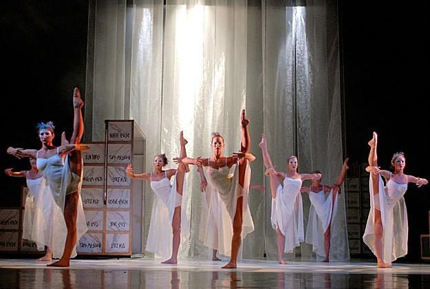 Ismét a fővárosban vendégeskedik a Pécsi Balett