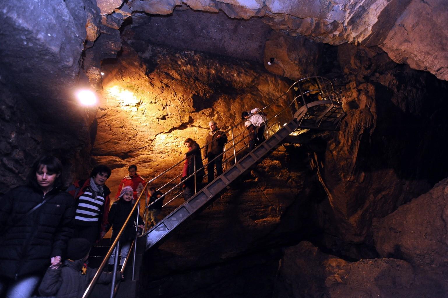 Európai uniós forrásból újulhatnak meg a mecseki barlangok