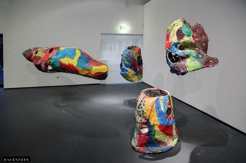 Különleges kiállítás nyílt a Zsolnay Kulturális Negyed m21 Galériájában