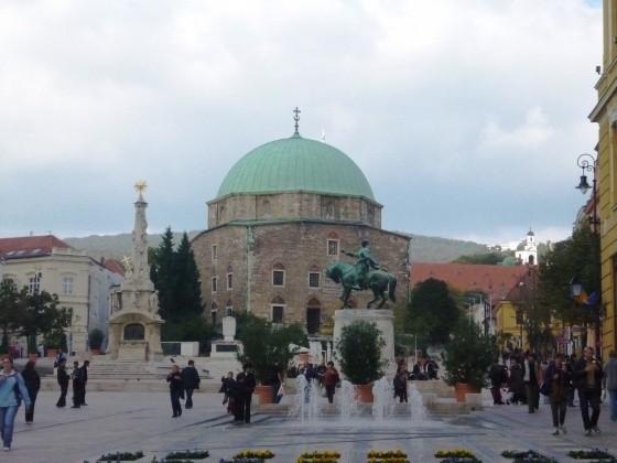Pécs is előrébb lépett a legnépszerűbb úticélok listáján