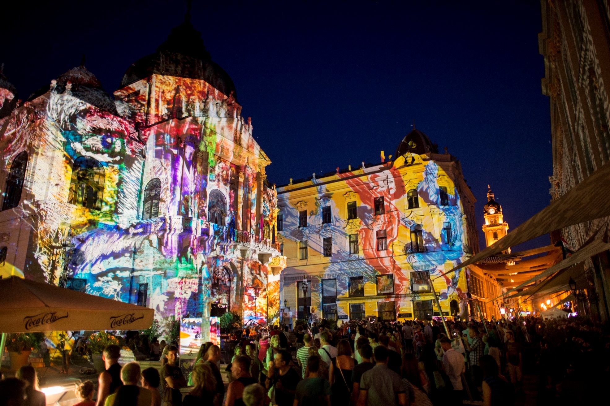 Több nagy fesztivált is rendez idén a Zsolnay Örökségkezelő