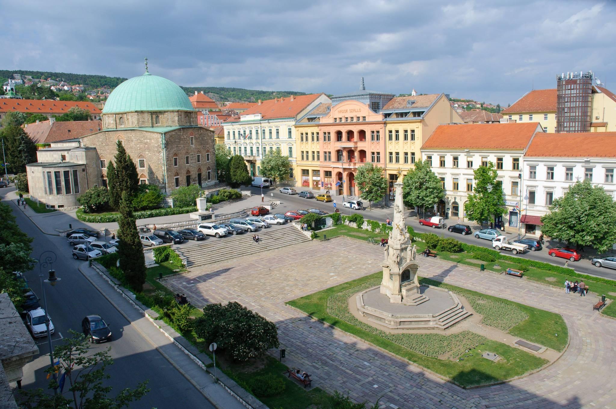 Pécsnek is kiemelkedő az üzleti környezete