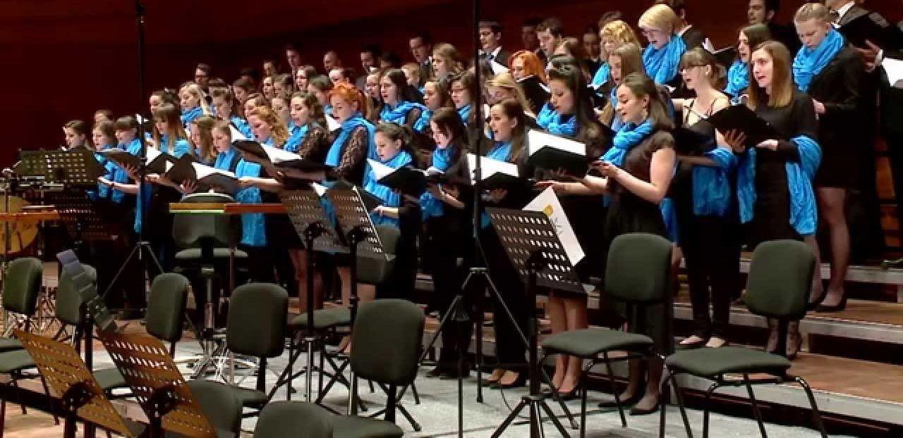 Kínában koncertezett a Pécsi Egyetemi Kórus