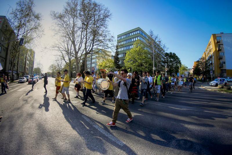 Tanuló Fesztiválnak ad otthont Pécs