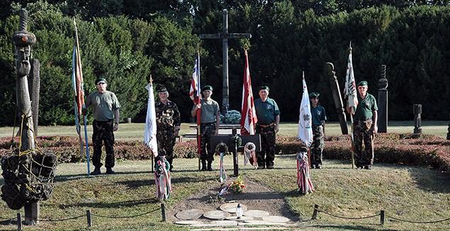 A mohácsi csata 491. évfordulójára emlékeztek