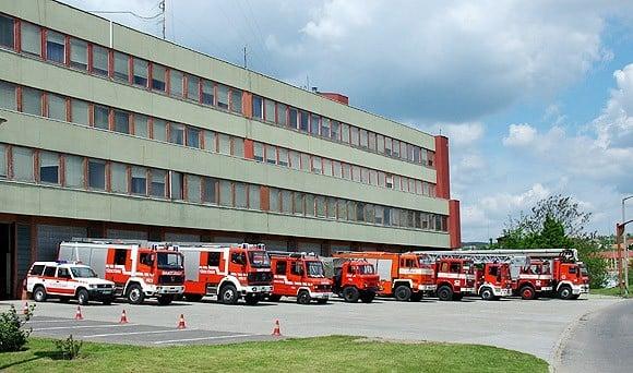 Új vezető a Pécsi Hivatásos Tűzoltóparancsnokság élén