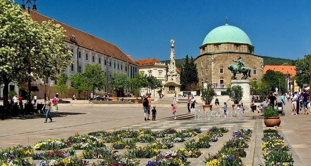 Ismét bekerült Pécs a legígéretesebb kulturális úti célok közé