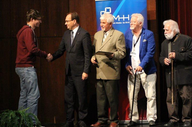 Molvay Norbert alkotása nyerte a komlói nemzetközi filmfesztivál fődíját