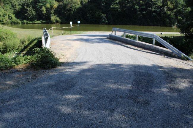 Folytatódnak az útfelújítások a komlói zártkertekben