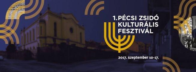 Először rendezik meg a Pécsi Zsidó Kulturális Fesztivált