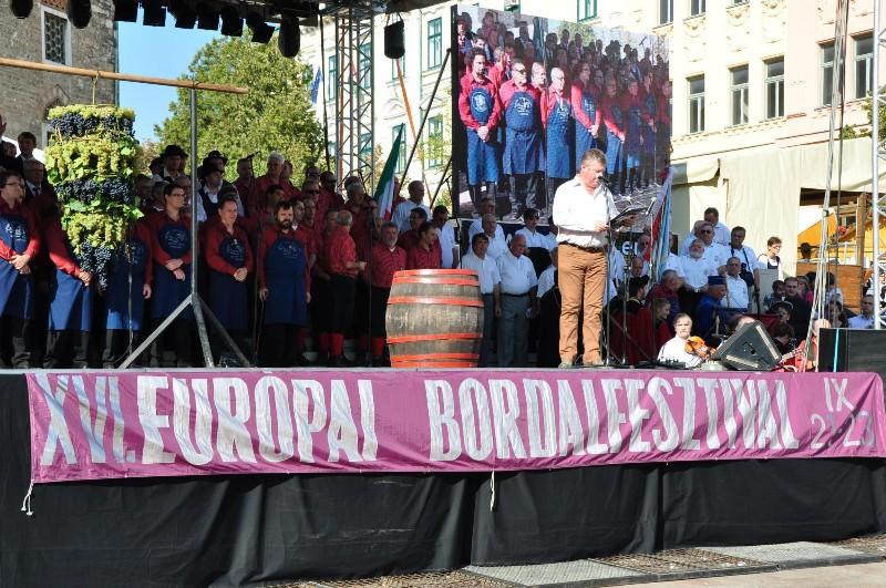 Európai Bordalfesztivált rendeznek Baranyában