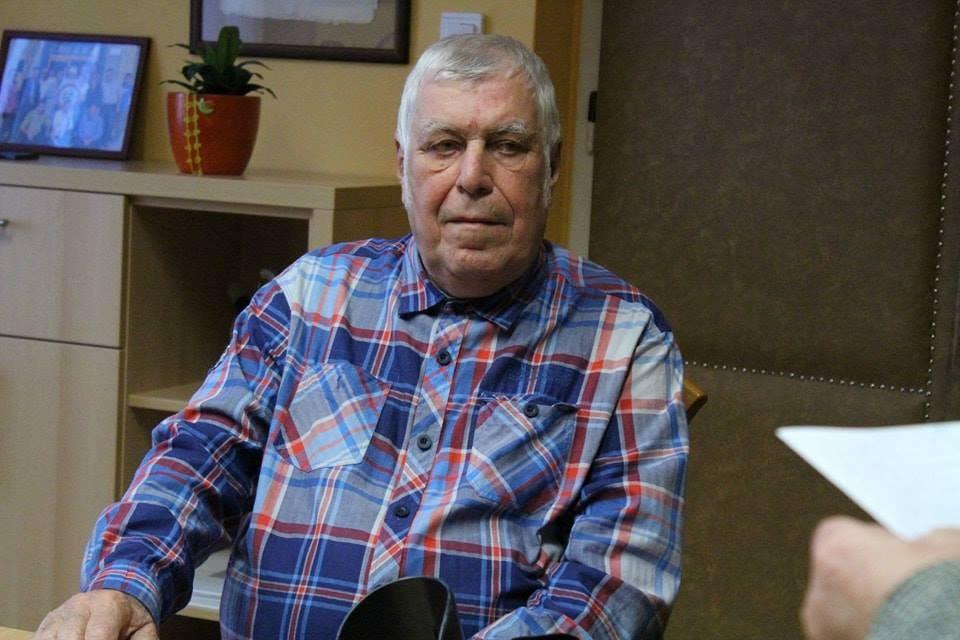 Háromnullás köszöntés – egykori bányavezetőt ünnepelt a komlói városvezetés