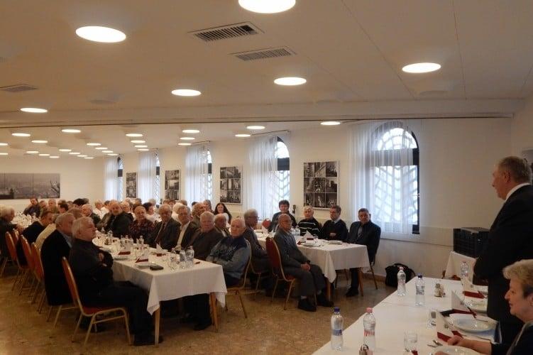 A rendőr-főkapitányság nyugdíjasai találkoztak Baranyában