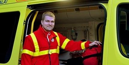 A mohácsi mentőállomás munkatársát választották a hét mentőtisztjének
