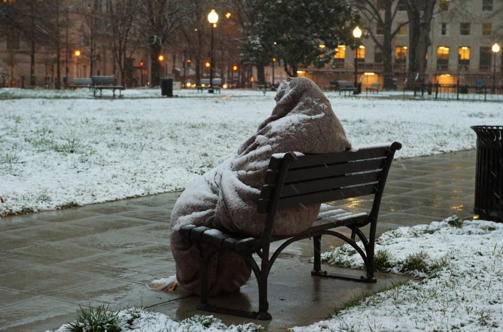 Senkinek sem kell az utcán éjszakáznia a hidegben